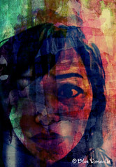 Blue Ronquillo (Blueishy) Tags: blue music art love colors girl artwork artistic grunge soul ronquillo blueronquillo