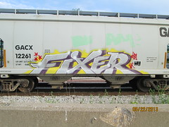 Fixer (Swish 1998) Tags: ohio graffiti pbj freight bk