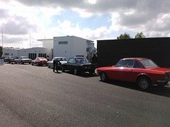 Lancia Track Day (f1jherbert) Tags: track day 800 goodwood lancia lumia