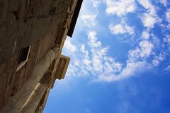 Particolare del Tempio di Antonino e Faustina al Foro Romano (Andrea Bolognesi) Tags: roma foriimperiali fororomano ef70200 canoneos5d antoninoefaustina