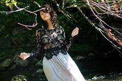Side (Milena Galizzi) Tags: girl portrait romanticism caravaggio