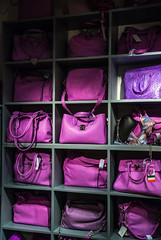 Bagged Pink (japrowitz) Tags: bag pink public roze tassen winkel gent oostvlaanderen belgium