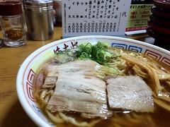 Ramen #2 from Makoto Shokudo @ Kitakata (Fuyuhiko) Tags:  ramen from makoto shokudo kitakata        fukushima pref