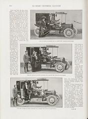 1907-12-01. Le Sport universel illustr 810 (foot-passenger) Tags: salondelautomobile 1907 france bnf gallica