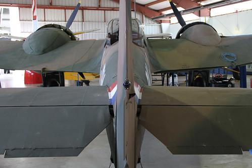 Bristol Bolingbroke Mark IV at The BC Aviation Museum
