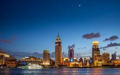 (Rob-Shanghai) Tags: shanghai china huangpu bund boat moon leica m240 35mm