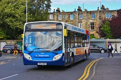 Stagecoach East Scotland 28651 SP62BHX - St Andrews (South West Transport News) Tags: stagecoach east scotland 28651 sp62bhx st andrews