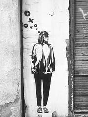 "Berlin Girl (""ricardahannemann"") Tags: girl grafitty berlino berlin streetart"