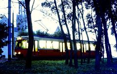 Slide 071-21 (Steve Guess) Tags: tram tramway streetcar strassenbahn strasenbahn  belgium belgique belgien belgi  flanders flandre flandern  nmvb sncv vicinal