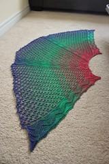 Cheerfully Broken 3 (peridragon) Tags: knitting ravelry cheerfullybroken gradient