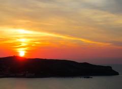 The Orme (sgl0jd) Tags: clouds sunset cirrus yellow orange orme penrhynside penrhyn bay llandudno wales