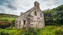 Sheep Barn Ruin (YaYapas) Tags: hdr kerryway ruine ruin d7100 waterville irland sheepbarn schafstall photomatixpro tokina1116 ballinskelligsbay 11mm 3xp countykerry ie