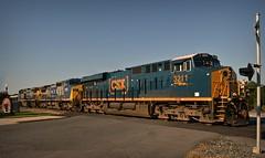 I wanted to try (builder24car) Tags: railfanning benchingthefreights locomotives coalashtrain csx csx3211 es44ach csx7818 c408w csx265 ac44cw sline leecounty sanfordnorthcarolina