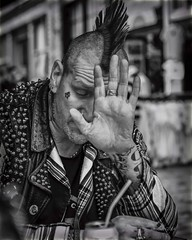 HC9Q9151-Edit (rodwey2004) Tags: punks mohawk mohican streetphotography camden thestablesmarket