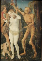 Kunsthistorisches Museum: Hans Balding: The three phases of life   and death (John Steedman) Tags: kunsthistorischesmuseum museum vienna wien vienne austria sterreich autriche