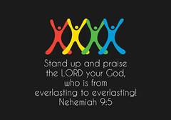 Nehemiah 9:5 (joshtinpowers) Tags: nehemiah bible scripture
