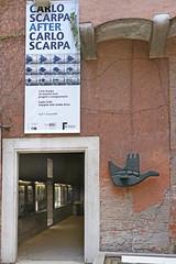 L'entrée de l'université d'architecture IUAV (Venise) (dalbera) Tags: venise venezia venice italie italia italy tolentini carloscarpa dalbera iuav architecture biennaledarchitecture2016 biennaledivenezia labiennaledivenezia biennalearchitettura2016