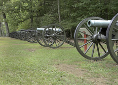 Confederate Gun Line (dcnelson1898) Tags: shiloh tennessee pittsburglanding civilwar history militaryhistory unionarmy confederatearmy battle fight clash states out nps nationalparkservice