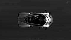 Curvy (Manuel Gonzalez Photos) Tags: pagani huayra supercars playstation cargames cars hypercars rwd v12 photomode granturismo gt6 gt6photomode nurburgring