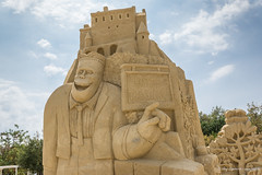 070 - Burgas - Sand Sculptures Festival 2016 - 24.08.16-LR (JrgS13) Tags: bulgarien filmhelden outdoor reisen sand sandscuplturefestivals sandskulpturenfestival urlaub burgas