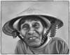 Hoi An Boat Man (ulli_p) Tags: asia art artofimages aworkofart blackandwhite bw earthasia artwithinportraits flickraward faces people portraits southeastasia street vietnam