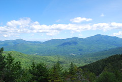 The Brothers (runJMrun) Tags: adirondacks adirondack mountains new york state summer partly cloudy skies clear day