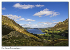 The Lake District (Paul Simpson Photography) Tags: cumbria lake lakedistrict september2016 sonya77 paulsimpsonphotography photoof photosof imageof imagesof nature water bluesky bluewater hills mountains england englishlakes trees ullswater upahill niceviews viewsof landscape outdoor outdoorphotography