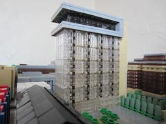 Untitled (Luap31) Tags: lego metropolis legomicroscale legoarchitecture