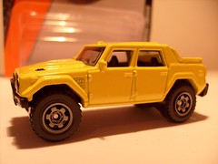 MATCHBOX LAMBORGHINI LM002 NO5 1/64 (ambassador84 OVER 6 MILLION VIEWS. :-)) Tags: matchbox lamborghinilm002 diecast lamborghini