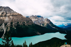 Peyto Lake (refrxcted) Tags: peyto lake peytolake canada banff explore scenery scenic water alberta