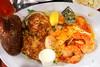 Baltimore - Seafood Platter (wyliepoon) Tags: baltimore maryland seafood crab cake crabcake