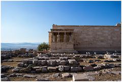 Erechtheion (Armando Alvarez) Tags: atenas athens greece grecia erecten erechtheion architecture arquitectura color colour nx300 travel