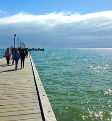 mar13 890 (raqib) Tags: blue sea sky beach mobile pier australia melbourne rc frankston iphone shadesofblue frankstonpier raqib raqibchowdhury