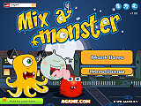 混合怪物(Mix a Monster)
