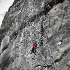 Lumignano (tilotilo67) Tags: climb climbing arrampicata tilo arcteryx classica lumignano chillaz uploaded:by=flickrmobile flickriosapp:filter=nofilter