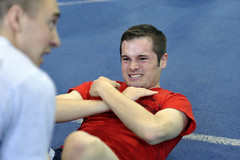 130323-F-FF603-138.JPG (2 CTCS) Tags: college sports utah unitedstates annual athletes rotc physical officers brighamyounguniversity airforcecadets tridetcompetition