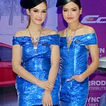 The sexy presenters of the 34th Bangkok International Motor Show thumbnail