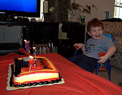 Happy Birthday to you.... (*Melanie*) Tags: birthday grayson age2
