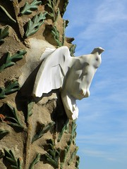 Sagrada Familia: particolare (Formichina59) Tags: sagradafamilia barcellona spagna gaud
