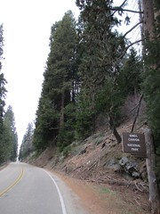 Entering Kings Canyon National Park (Tulare County, California) (courthouselover) Tags: california ca landscapes nationalparks kingscanyonnationalpark tularecounty sequoiaandkingscanyonnationalparks nationalparksystem