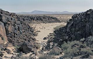 Inscription Canyon Petroglyph Site