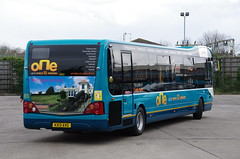 New Arriva Southend Optare Versa V1170 4260, KX13 AVG arrives back after Councillors demonstration run (EastBeach68) Tags: one kent thameside optare 4260 optareversa arrivasoutherncounties arrivakentthameside arrivasouthend 2013optareversa newoptareversa arrivasouthendbus newsouthendoptares southendversaslaunch kx13avg newarrivabuses optareversav1170 newsouthendversas route1versas arriva2013optareversas newsouthendversa newsouthendoptareversa southendversalaunch optareversav1170v1170arriva