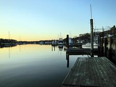 Huntington Harbor (danion9) Tags: sunset ny newyork seascape water silhouette sailboat boats suffolk dock huntington longisland mooring saltwater huntingtonharbor mooringhuntington