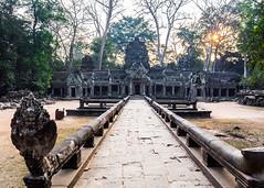 Ta Prohm (Miha Pavlin) Tags: trip vacation temple se asia cambodia adventure southeast wat taprohm ta angor indochina prohm
