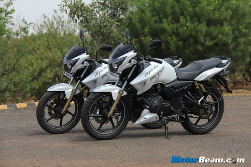 2013 tvs apache 180 abs test ride review