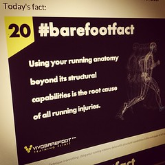 Technique is everything  #barefootfact 20 Usin...