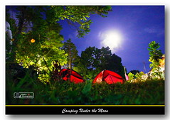 Camping (VRMJ) Tags: travel camping nature beauty landscape nightshot sony moonlight alpha550 vrmj danasan