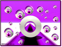 *ZERO...* (MONKEY50) Tags: moon white abstract color colour art colors beautiful digital ball spring colours purple surrealism balls fantasy mauve bryce paintshoppro beautifulphoto colourartaward artlegacy awardtree blinkagain musictomyeyeslevel1