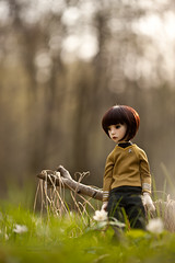 exploring new planet (koroa) Tags: trek star doll cosplay bjd tos narsha zihu