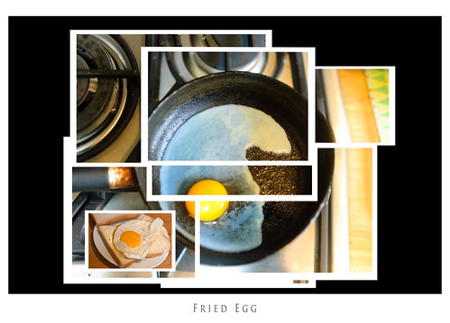 115/365  Fried Egg!